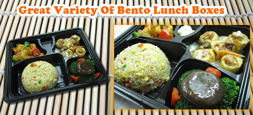 Bento Lunch Boxes (Singapore)